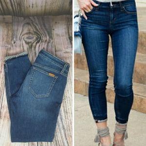 Joe's Markie Crop Skinny Crop Jeans Size 29